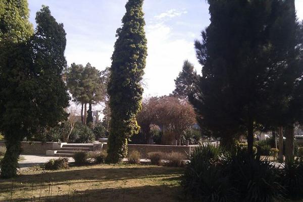 موقعیت-مکانی-کتابخانه-ملی کرمان