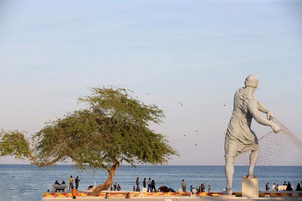معرفی پارک ساحلی مرد ماهگیر