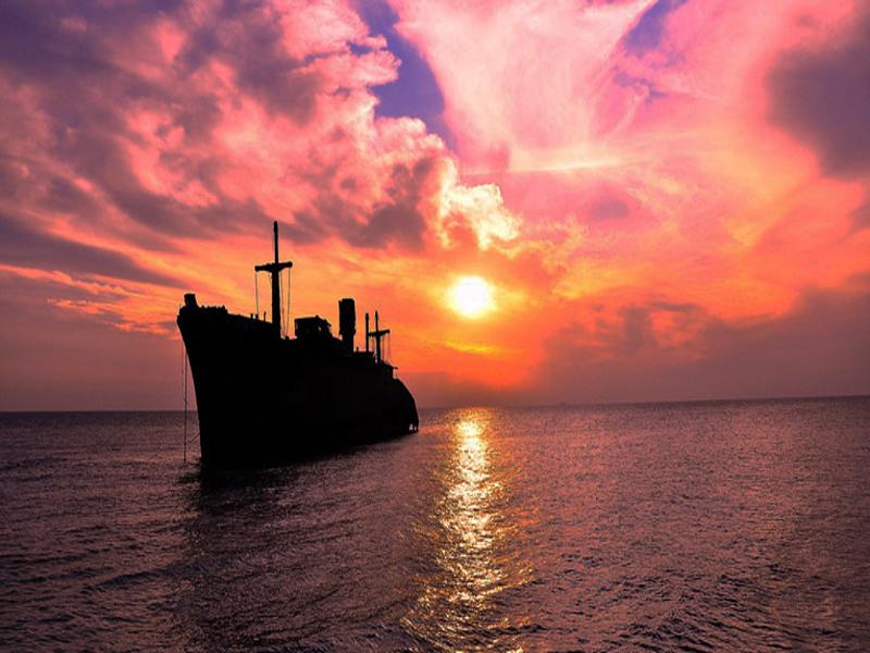 معرفی کشتی یونانی