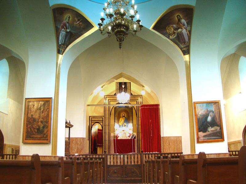 کلیسا مریم مقدس