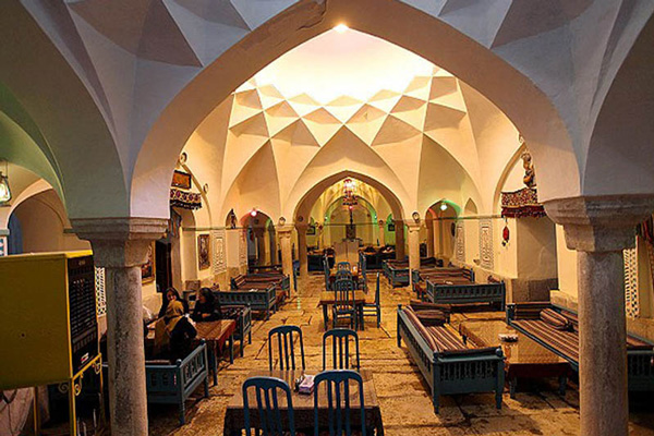 گرمخانه حمام وکیل کرمان