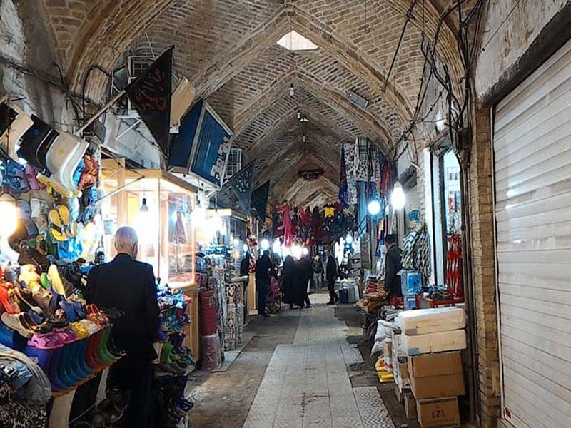 بازار سنتی طولانی ترین بازار کشور