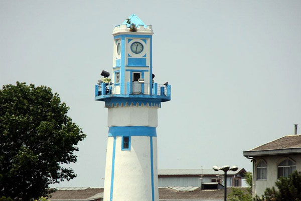 برج ساعت انزلی