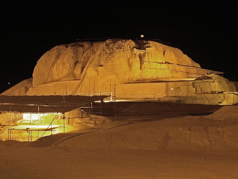 تپه-های-سیلک-ماجراجویی-قبل-از-تاریخ در کاشان