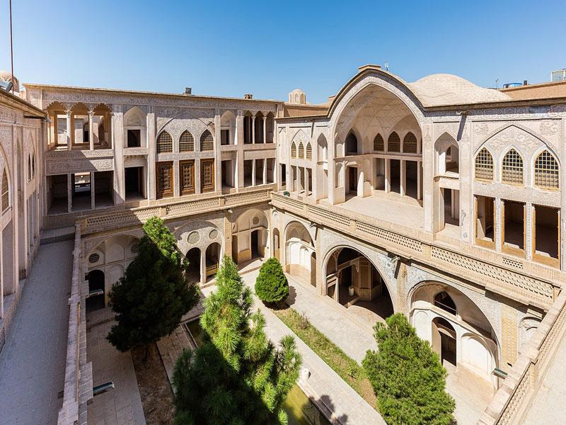 خانه تاریخی عباسی
