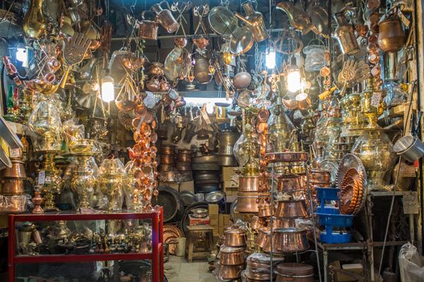 در-بازار-تاریخی کاشان-چه-می-توان-خرید؟