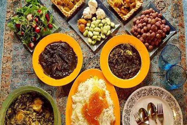 آشنایی با رستوران های نزدیک به تالاب عینک