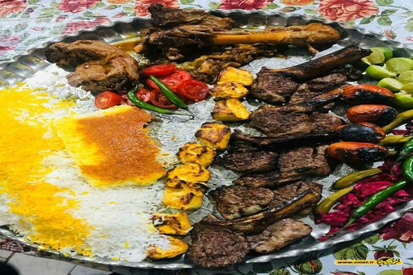 رستوران-های-نزدیک-مسجد-آقا-بزرگ کاشان