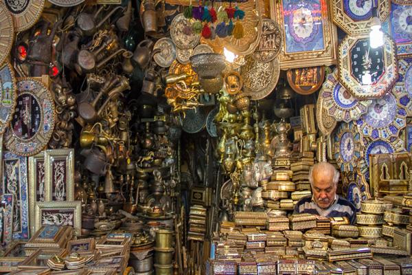 زمان-بازدید-از-بازار-تاریخی کاشان