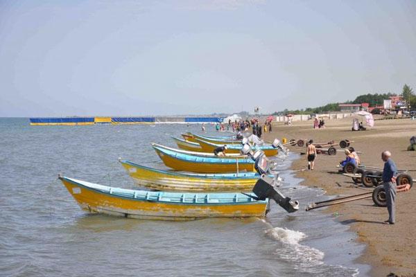 ساحل زیبای گیسوم