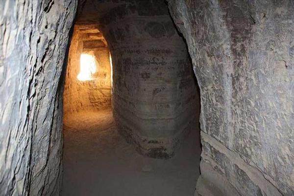 ساختار-غار-خربس قشم