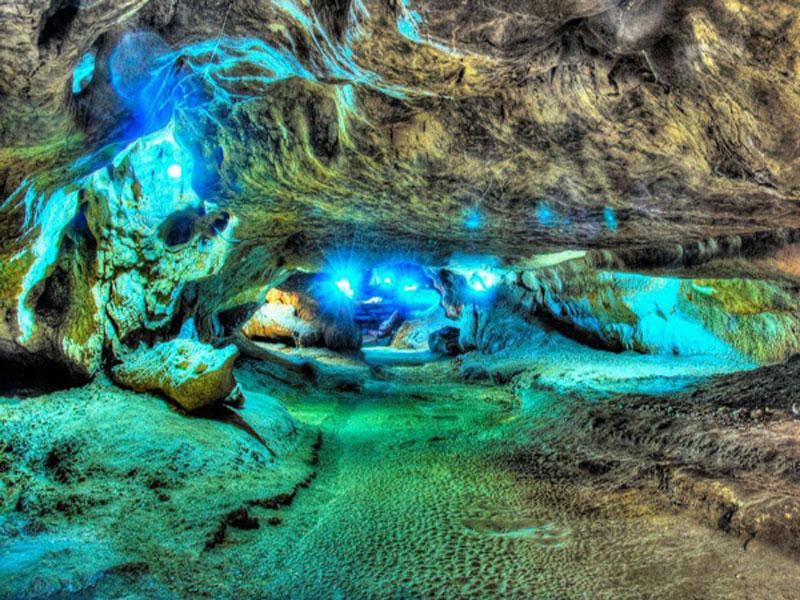 غار کتله خور بهشتی پنهان در دل کوه