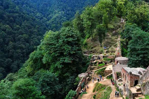 قلعه رودخان در فومن