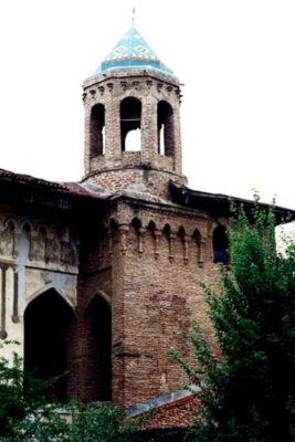 مسجد اکبریه لاهیجان