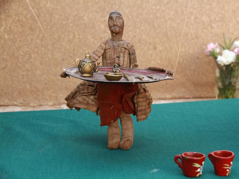 موزه-عروسک-و-اسباب-بازی کاشان