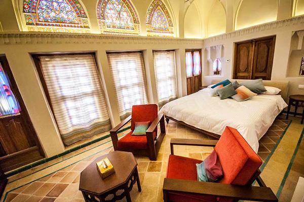 هتل-های-نزدیک-مسجد-آقا-بزرگ کاشان