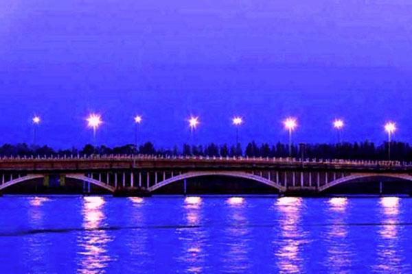 پل های غازیان و انزلی دو پل قدیمی
