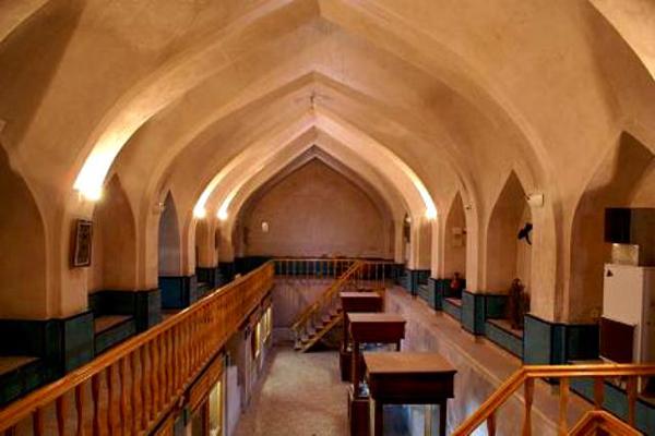 تاریخچه-حمام-ظهیرالاسلام اردبیل