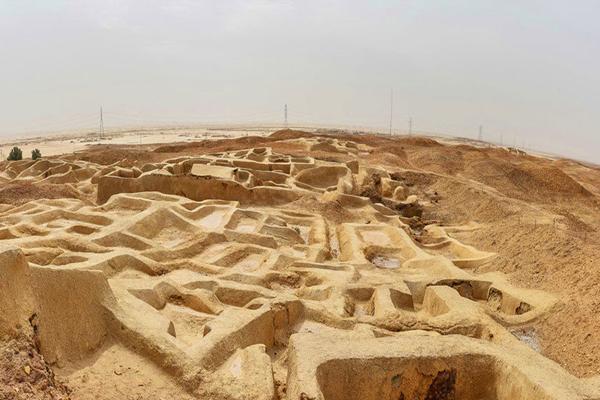 تاریخچه-شهر-سوخته زابل