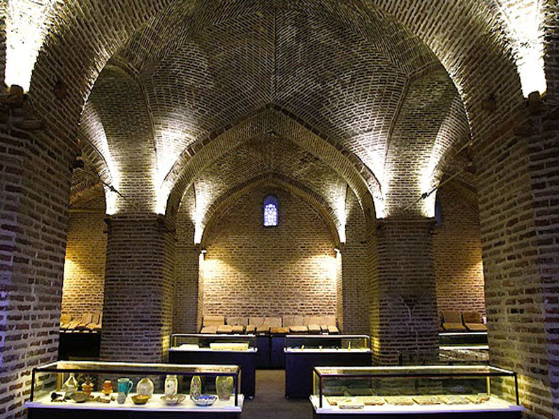 حمام بلور (موزه سنگ)