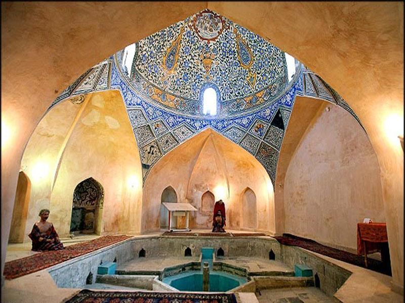 حمام تاریخی ظهیرالاسلام
