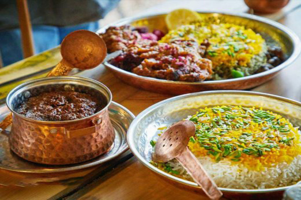 رستوران-های-نزدیک-طاق-بستان کرمانشاه