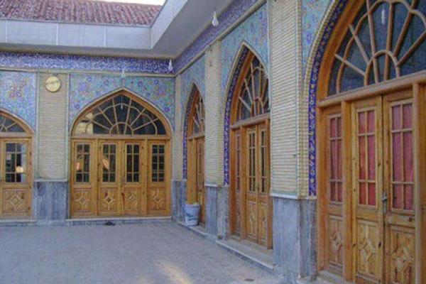 ساختار-مسجد-جامع گرگان