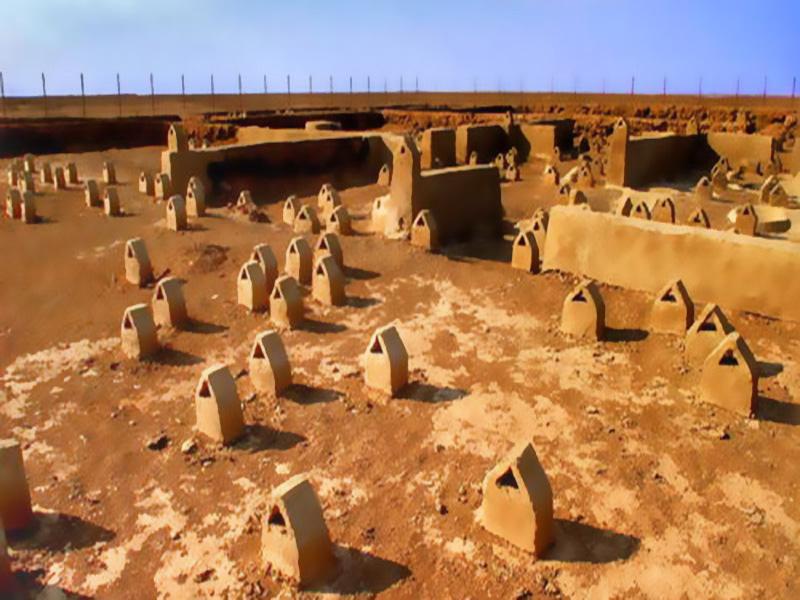 شهر سوخته تمدن پیچیده باستانی