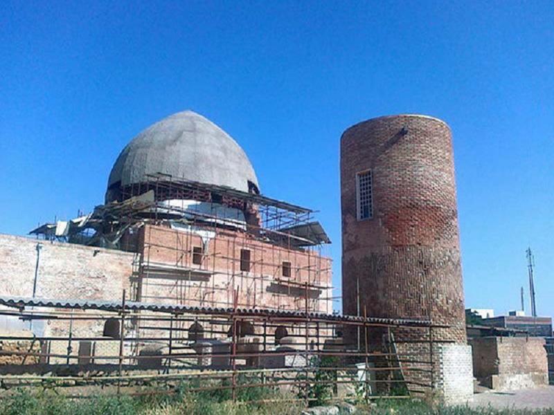 مسجد جامع یکی از قدیمی ترین مساجد ایران