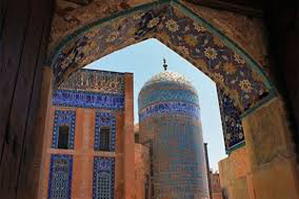 معماری-خانقاه-و-مجموعه-بقعه-شیخ-صفی-الدین اردبیل