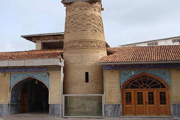 معماری-مسجد-جامع گرگان