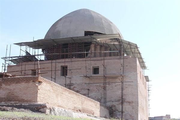 معماری-مسجد-جامع اردبیل