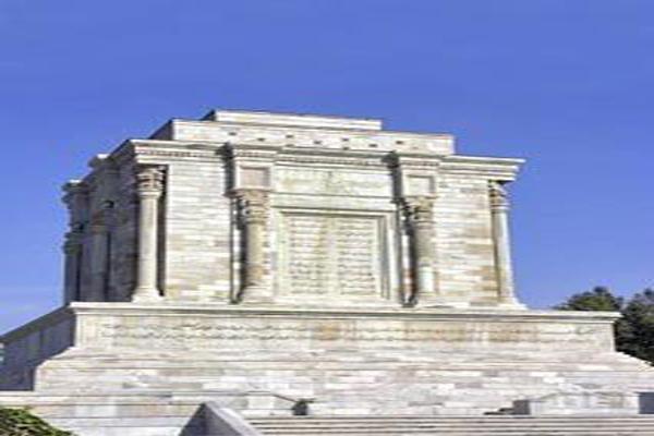 معماری-مقبره-فردوسی مشهد