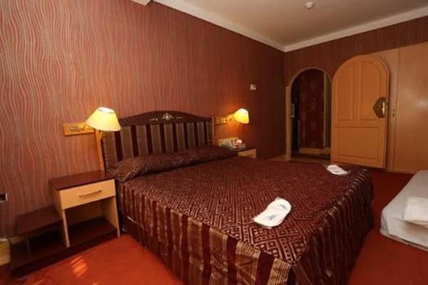 هتل-های-نزدیک-حمام-قجر قزوین