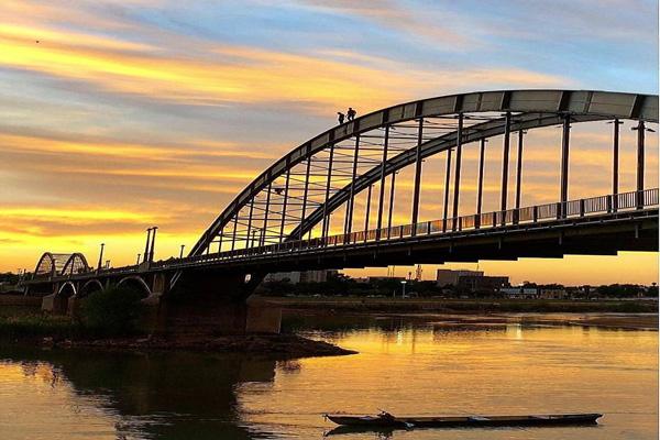 بازسازی-پل-سفید اهواز