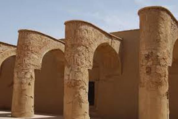 تاریخچه-مسجد-تاریخانه دامغان