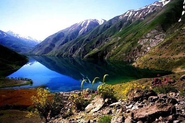 حیات-وحش-دریاچه-گهر خرم آباد