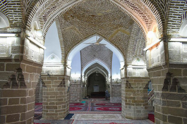 درباره-مسجد-جامع دزفول