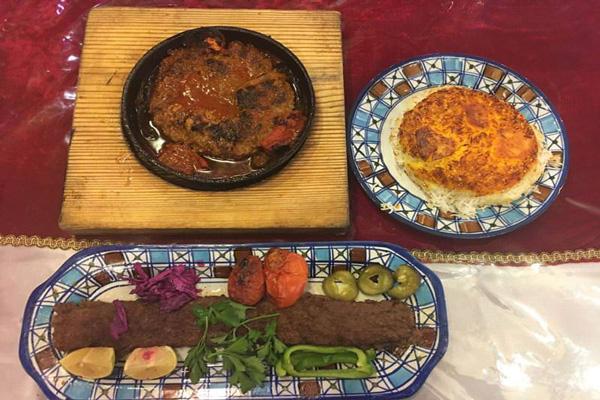 رستوران-های-نزدیک-به-قلعه-تاریخی-سام زاهدان
