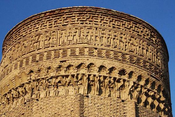 ساختار-برج-مهماندوست دامغان
