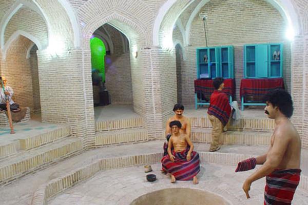 ساختار-حمام-کرناسیون دزفول