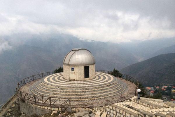 ساختمان-رصدخانه مازندران