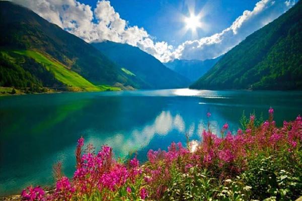 فعالیت-های-قابل-انجام-در-نزدیکی-دریاچه-گهر خرم آباد
