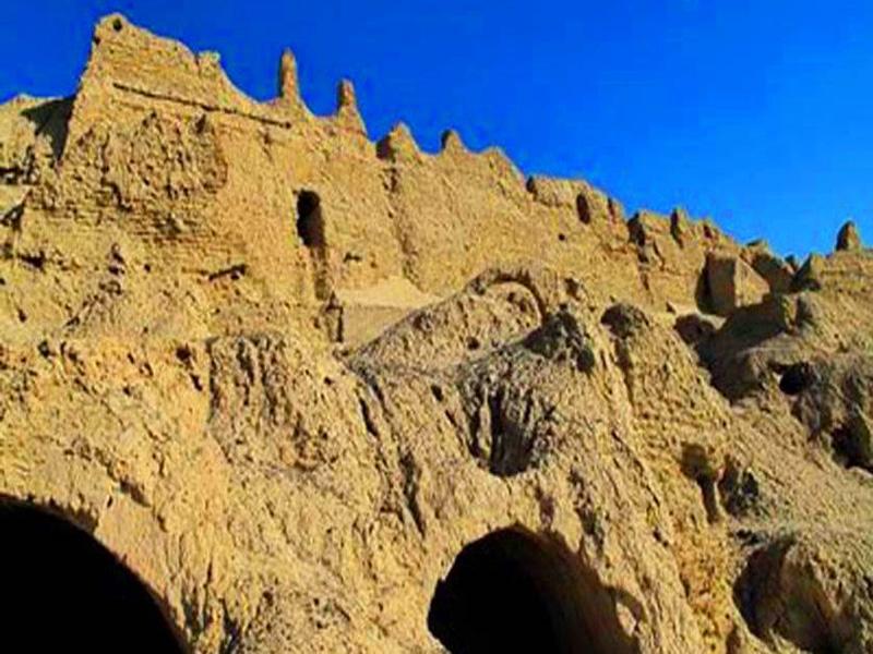 قلعه تاریخی سام