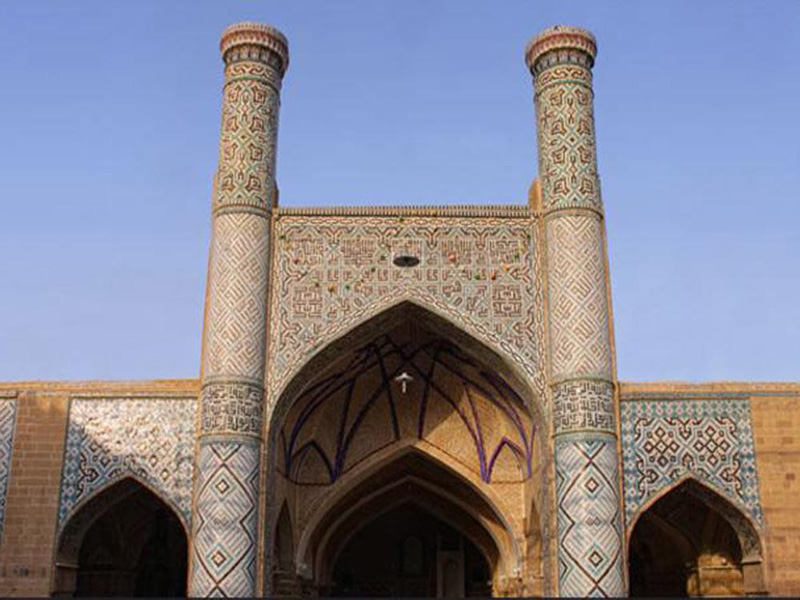 مسجد-جامع دزفول