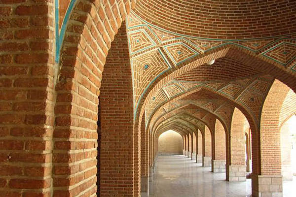 معماری-مسجد-جامع دزفول