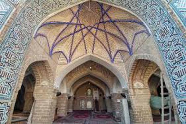 موقعیت-مکانی-مسجد-جامع دزفول