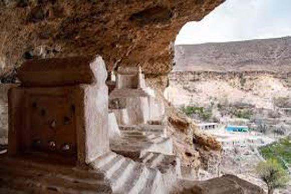موقعیت-مکانی-گورستان-تاریخی-هفتاد-ملا زاهدان