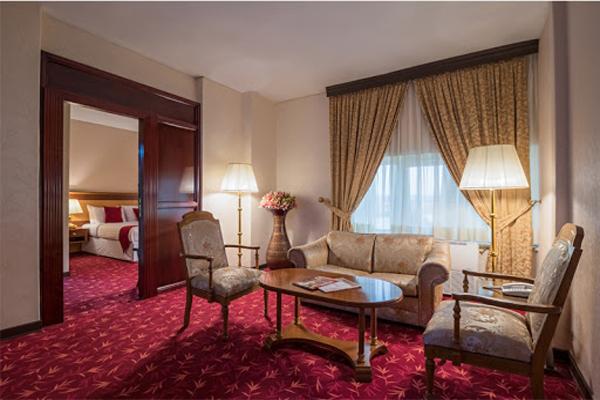 هتل-های-نزدیک-پل-سفید اهواز