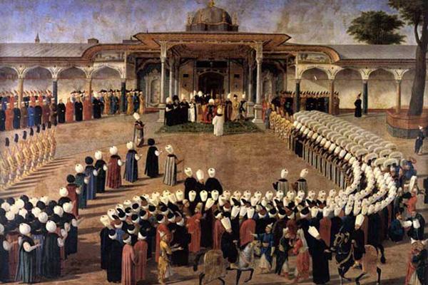 تاریخچه-کاخ-موزه-توپکاپی استانبول